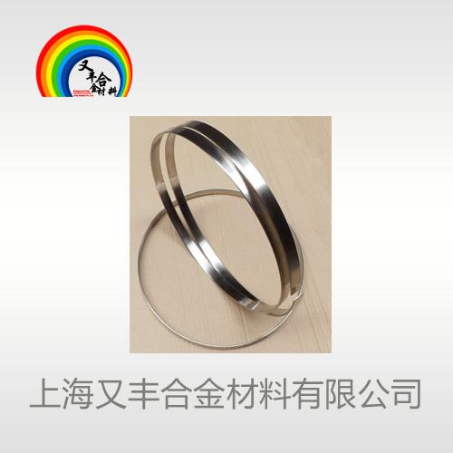 镍环 镍圆 退火镍带 纯镍带 拉丝机镍环